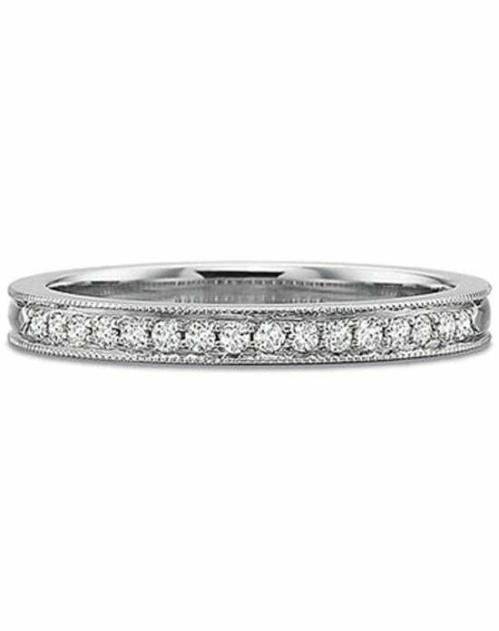 Since1910 1041 White Gold Wedding Ring