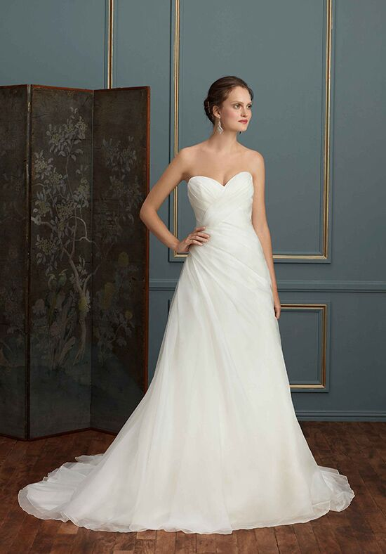 Amaré Couture C114 Daniella A-Line Wedding Dress