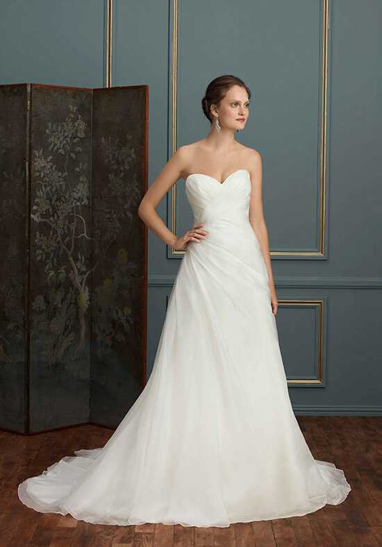 Amaré Couture by Crystal Richard C114 Daniella A-Line Wedding Dress
