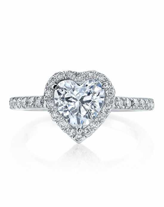 MARS Fine Jewelry Heart Cut Engagement Ring