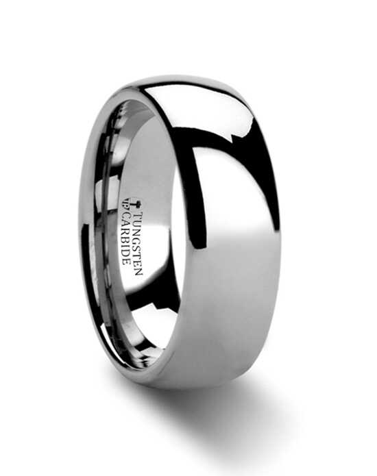 Mens Tungsten Wedding Bands W6126-DPB Tungsten Wedding Ring