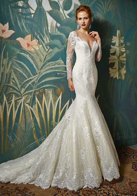 Blue by Enzoani Jamari Mermaid Wedding Dress