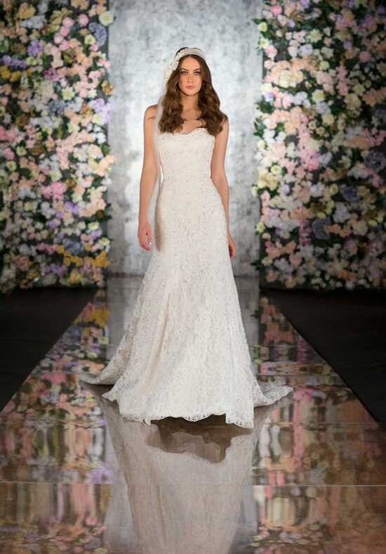 Martina Liana 561 A-Line Wedding Dress