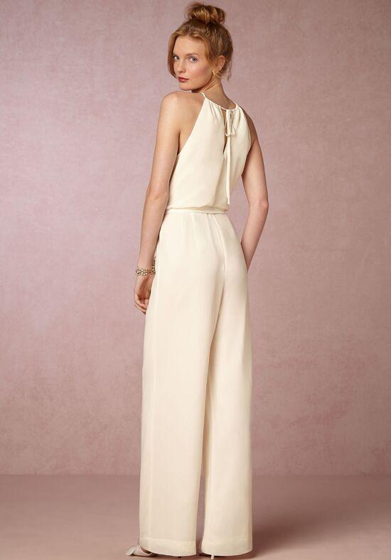 Bhldn Jackie Jumpsuit Wedding Dress The Knot