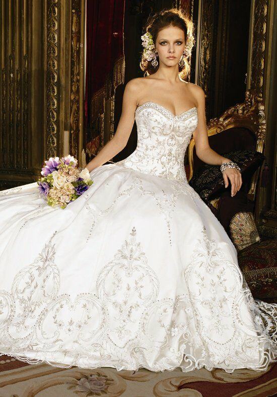Eve of Milady Couture 4241 Wedding Dress - The Knot