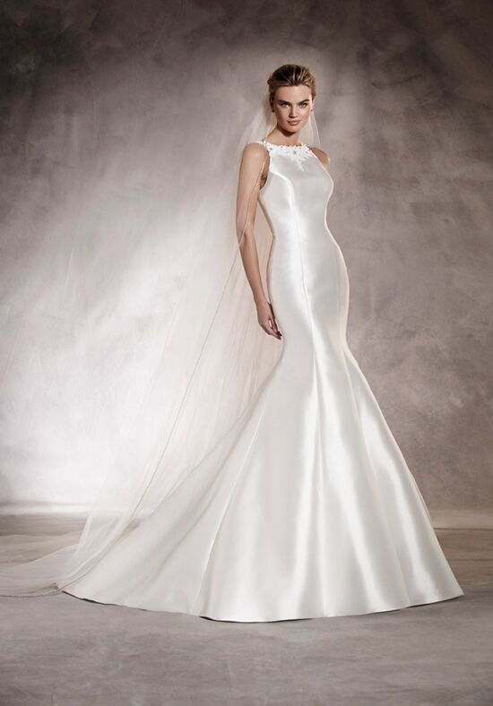 PRONOVIAS ARCILA Mermaid Wedding Dress