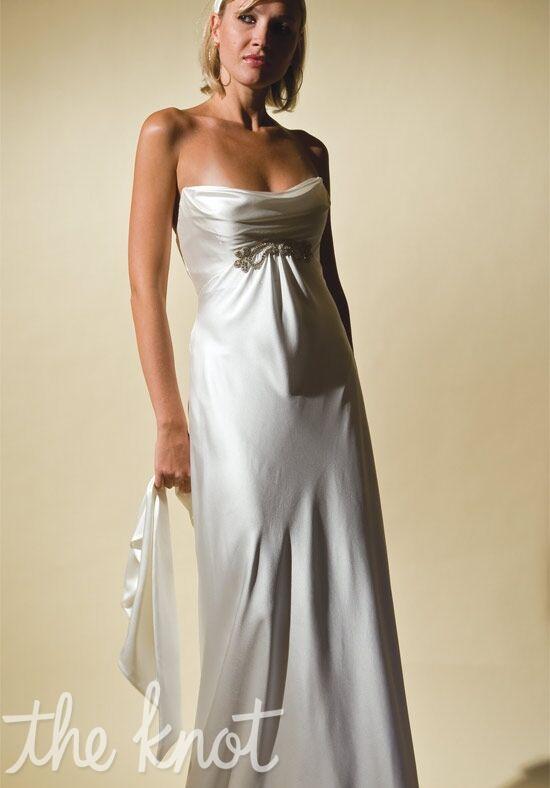 Amy michelson 2360 wedding dress the knot amy michelson 2360 sheath wedding dress junglespirit Images