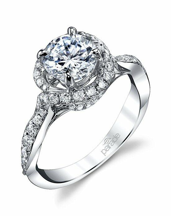 Parade Design Style R3537 from the Hemera Collection Engagement Ring photo