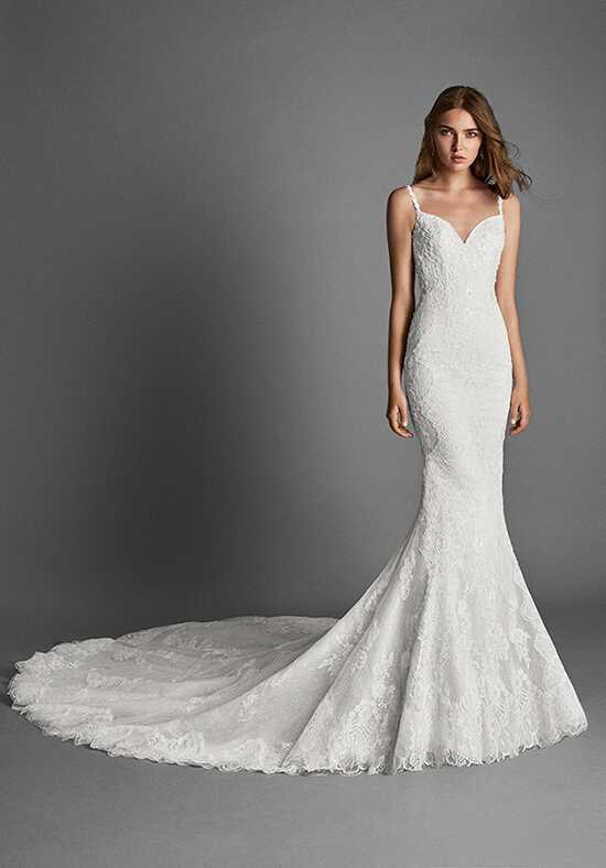 Alma Novia RIA Mermaid Wedding Dress