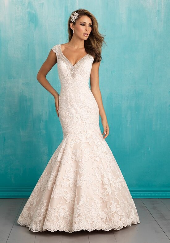 Allure Bridals 9311 Mermaid Wedding Dress