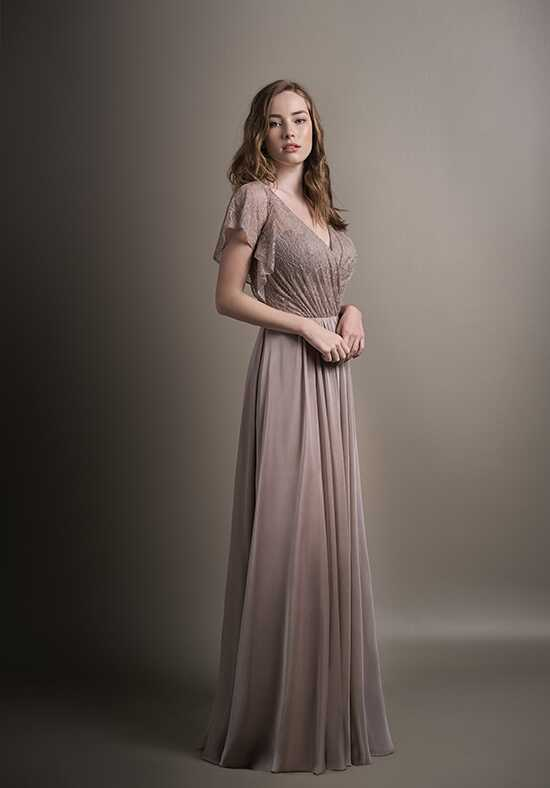 Belsoie L194016 V-Neck Bridesmaid Dress
