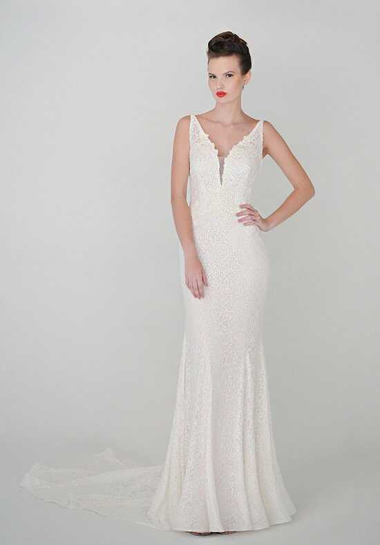 "Eugenia ""Daphne"" Style # 3927 Sheath Wedding Dress"