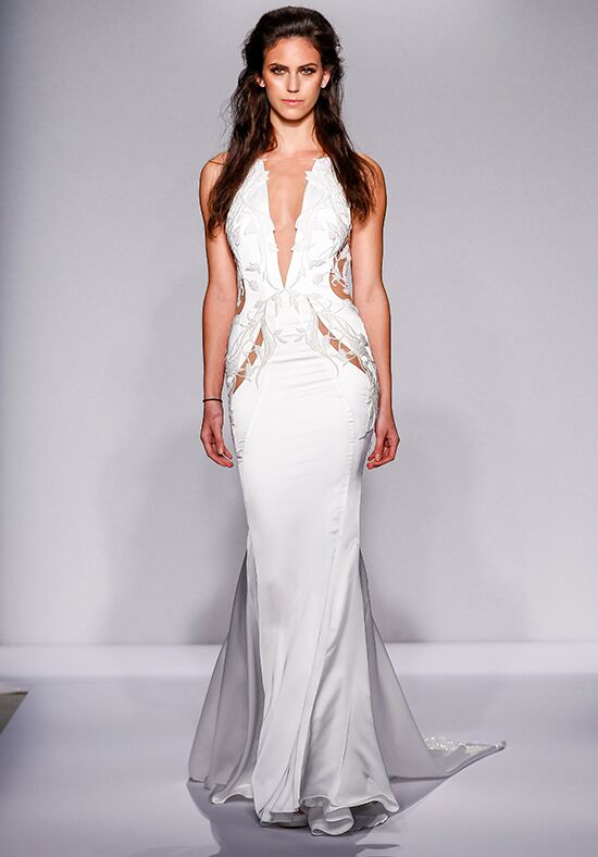 Pnina Tornai for Kleinfeld 4447 Mermaid Wedding Dress