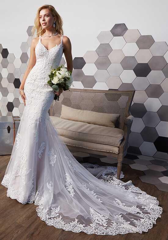 Jessica Morgan DIVINE, J1839 Sheath Wedding Dress