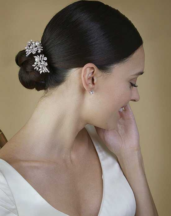 Nina Bridal Wedding Accessories Arriga Silver