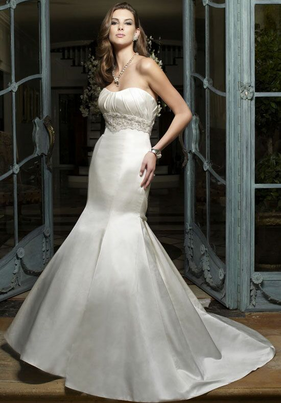 Amaré Couture by Crystal Richard B011 Mermaid Wedding Dress