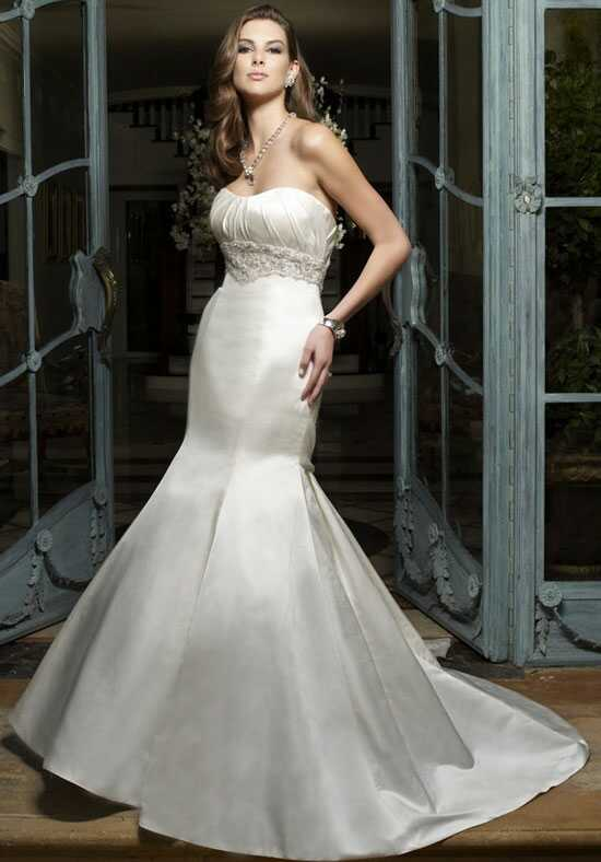 Amaré Couture B011 Mermaid Wedding Dress