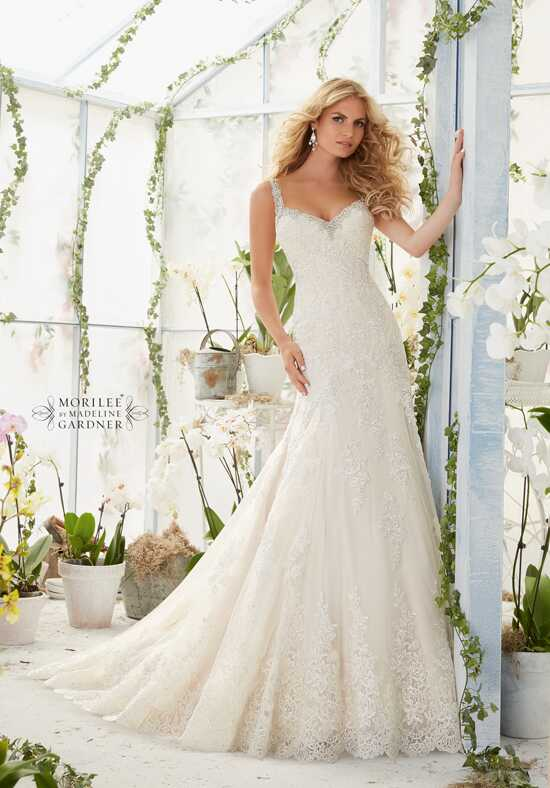 Morilee by Madeline Gardner 2822 A-Line Wedding Dress