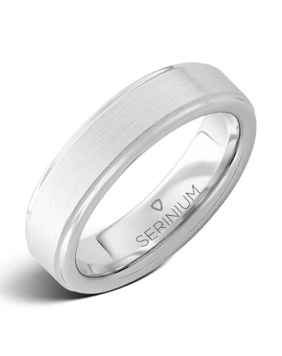 Serinium® Collection Uptown Slim — Serinium® Ring-RMSA001920 Serinium® Wedding Ring