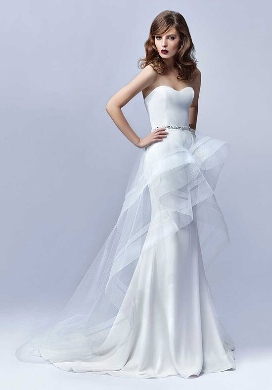 Blue by Enzoani Janessa Mermaid Wedding Dress