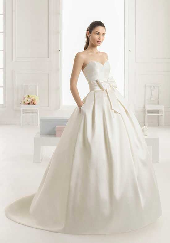 Two by Rosa Clará ENEBRO Ball Gown Wedding Dress