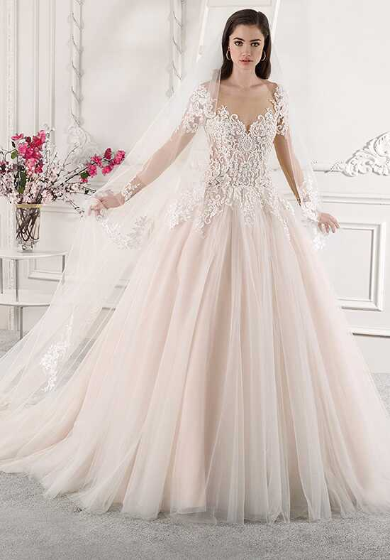 Demetrios 844 Ball Gown Wedding Dress