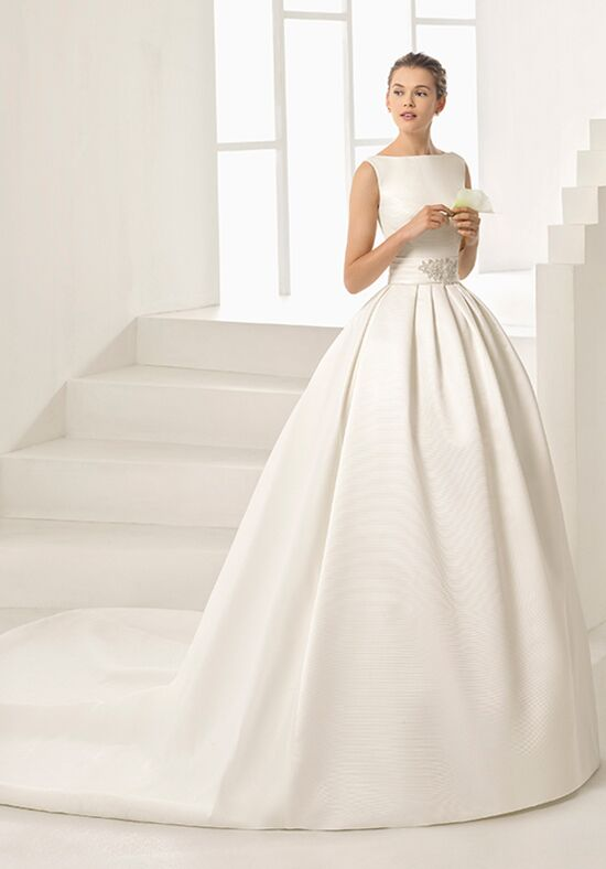 Two by Rosa Clará Opulento Ball Gown Wedding Dress