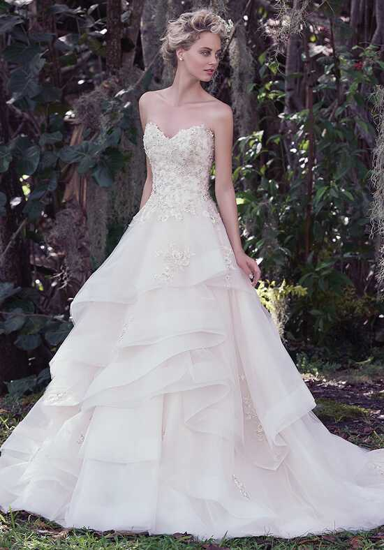 Maggie Sottero Katherine Wedding Dress photo