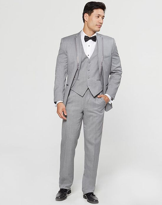 Menguin The Amsterdam Gray Tuxedo