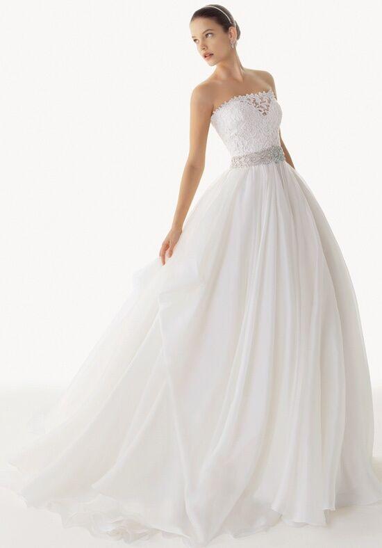 The Nordstrom Wedding Suite Rosa Clara - Belleza Wedding Dress - The ...