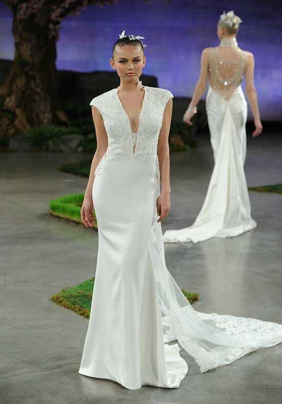 Ines Di Santo Brooke Sheath Wedding Dress