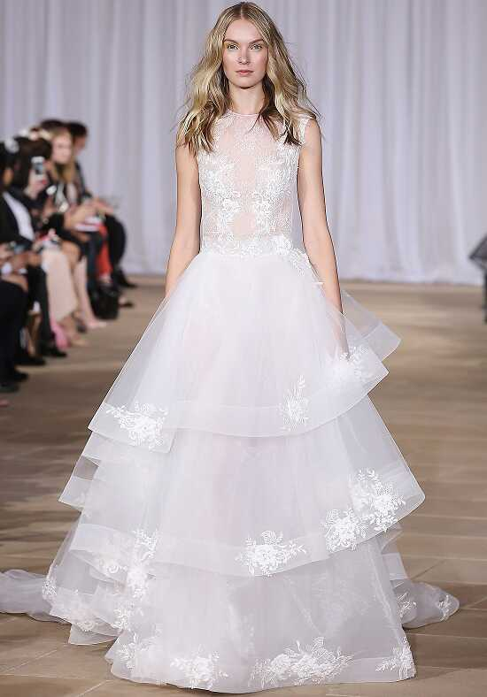 Ines Di Santo Luscent Ball Gown Wedding Dress