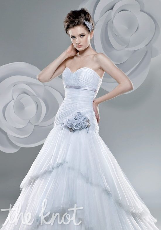 Anjolique Bridal 2206 Mermaid Wedding Dress