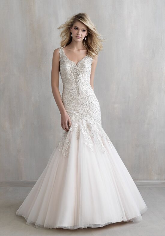 Madison James MJ207 Mermaid Wedding Dress