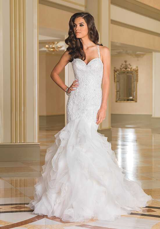 Justin Alexander 8868 Mermaid Wedding Dress
