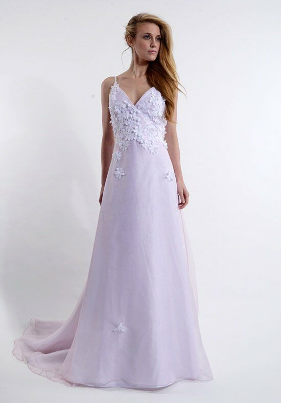 Elizabeth St. John Spring A-Line Wedding Dress