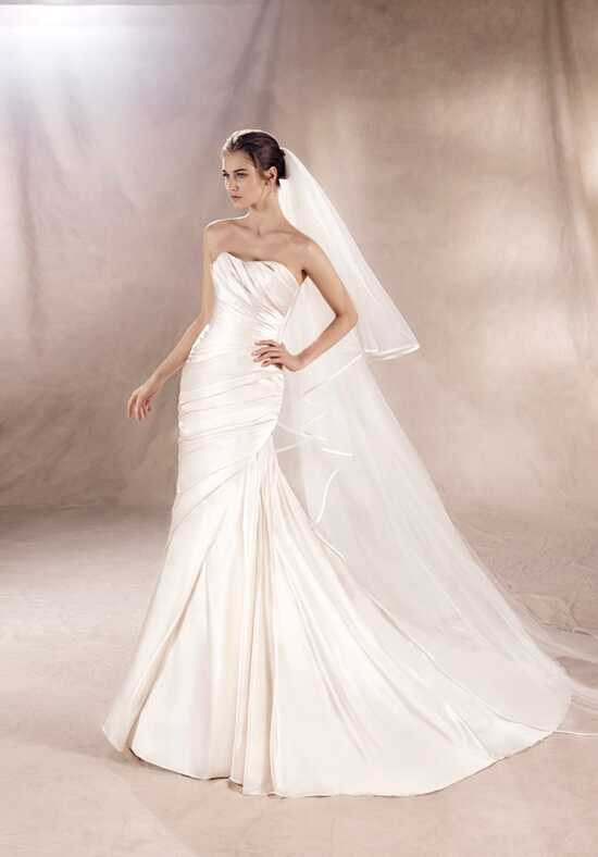 WHITE ONE YEMAR Mermaid Wedding Dress