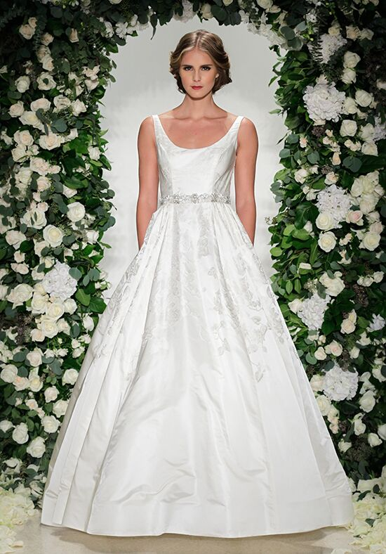 Anne Barge Wyndham Ball Gown Wedding Dress