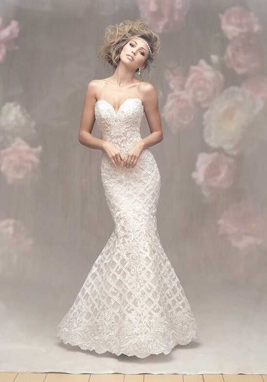 Allure Couture C453 Wedding Dress