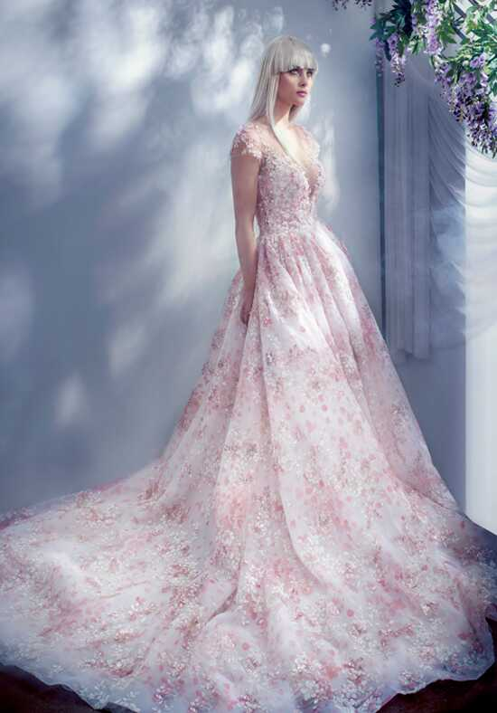 Ysa Makino KYM178 A-Line Wedding Dress