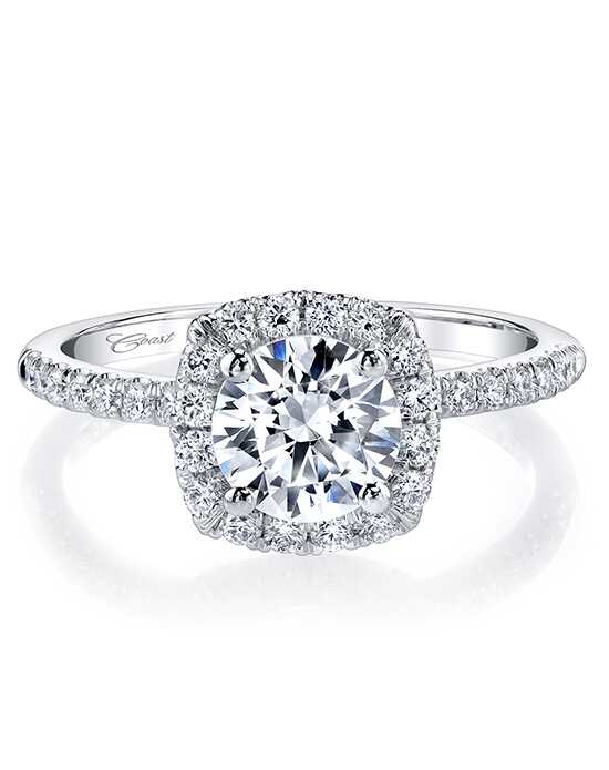 Coast Diamond LC5409 Engagement Ring photo
