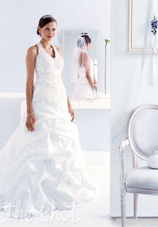 Davids Bridal L9606 Wedding Dress