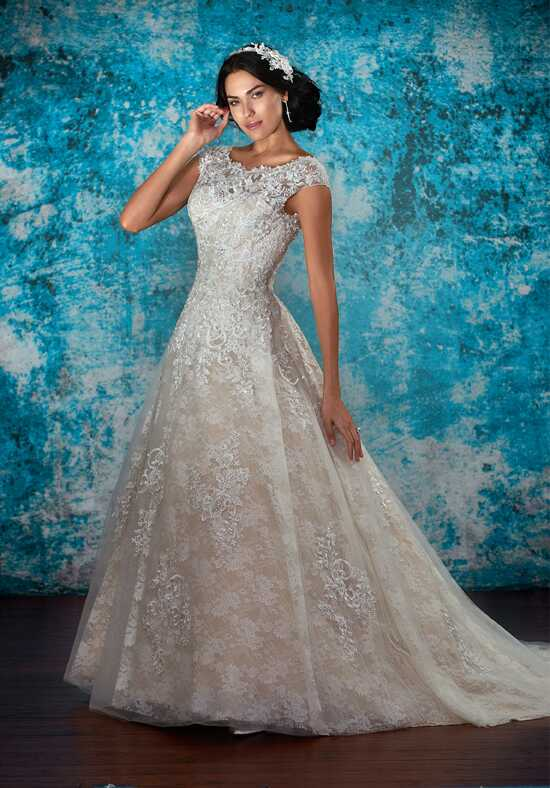 Karelina Sposa Exclusive C8072 A-Line Wedding Dress