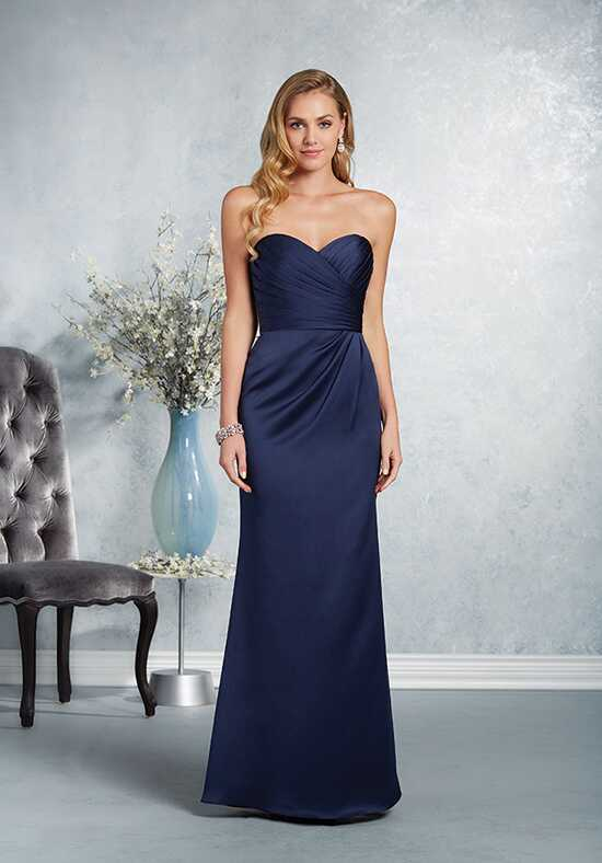 Alfred Angelo Signature Bridesmaids Collection 7414 Strapless Bridesmaid Dress