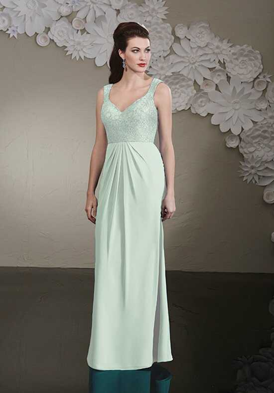 1 Wedding by Mary's Modern Maids M1989 V-Neck Bridesmaid Dress