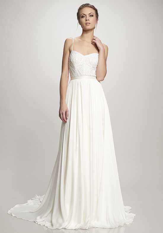THEIA Marion Mermaid Wedding Dress
