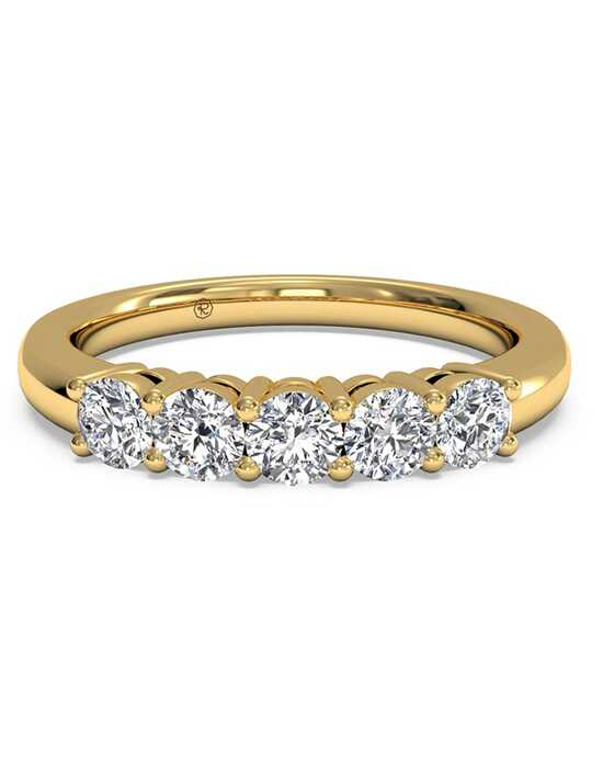 ritani womens five stone diamond wedding - Women Wedding Rings