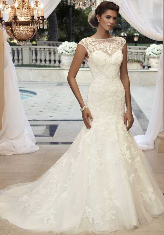 Casablanca Bridal 2110 Wedding Dress photo