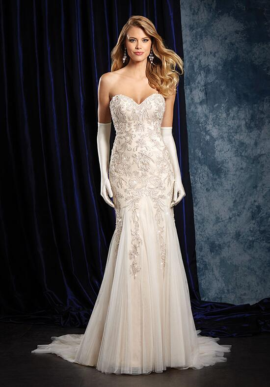 Alfred Angelo Sapphire Bridal Collection 957 Wedding Dress photo