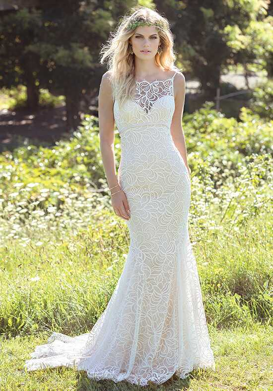 Lillian West 6480 Mermaid Wedding Dress